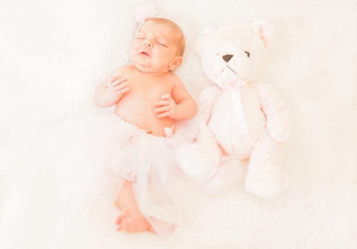 fotografía de bebé de Benimagrell
