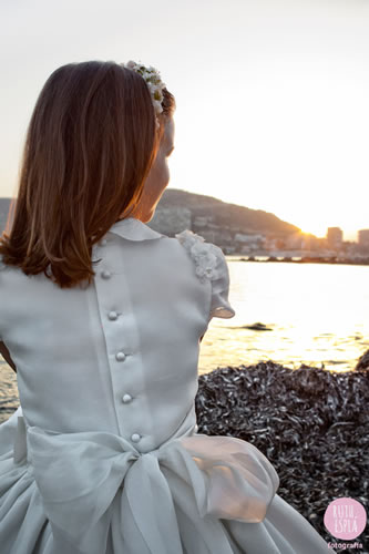 comunión niña Alicante